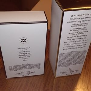 CHANEL Other - 2 Chanel No. 5 Boxes